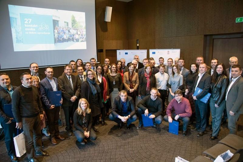 Počinju regionalne obuke o participativnom budžetiranju