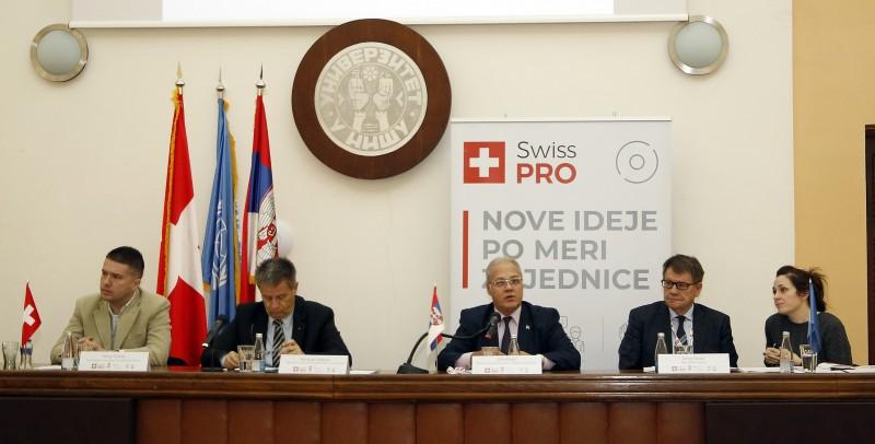 Vlada Švajcarske osnažuje ranjive grupe u Srbiji kroz podršku socijalno inovativnim projektima