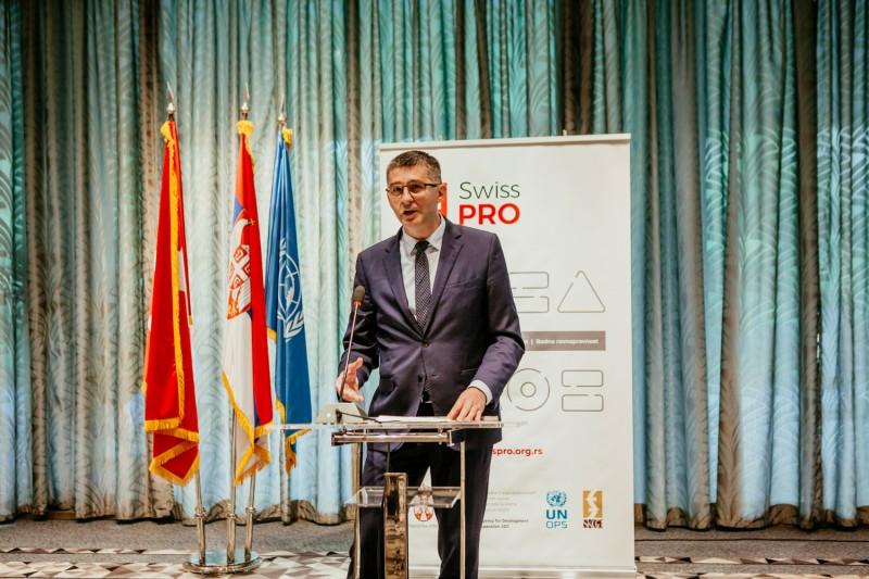 Деведесет и шест локалних самоуправа потписало је Меморандум о разумевању са програмом Swiss PRO