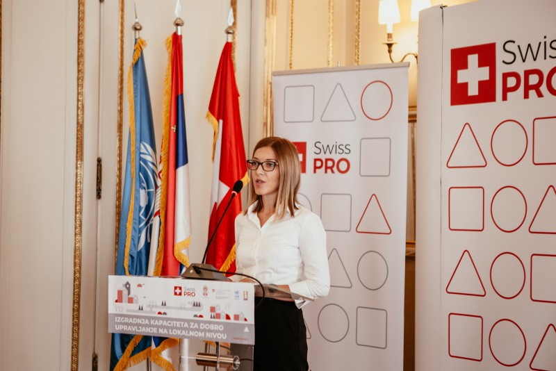 More Expert Staff for Good Governance in 23 Local Self-Governments in Serbia with the Support of Swiss Government