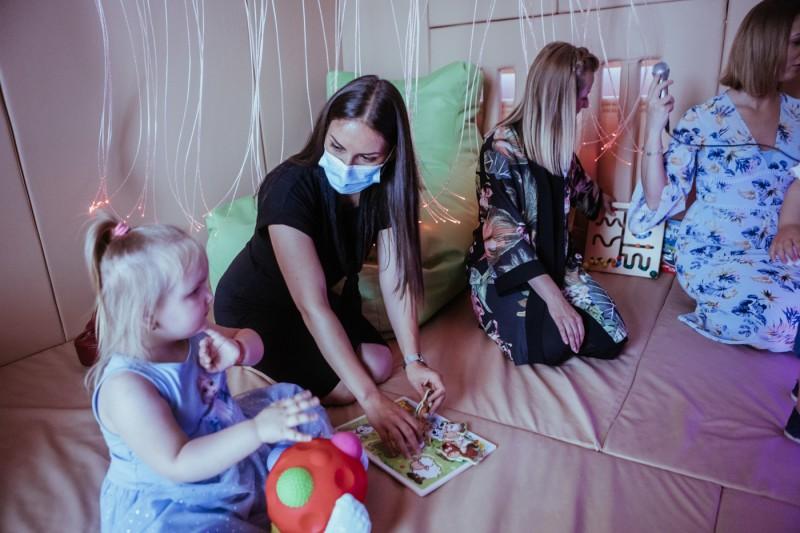 Podrška za pravilan razvoj dece sa smetnjama u razvoju