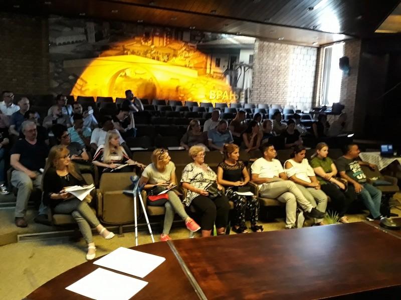 Predstavljanje poziva za socijalno inovativne projekte u Vranju